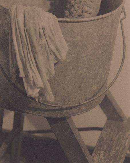 Lot 52PAUL OUTERBRIDGE (1896-1958)Pail on ladder, 1922€15,000–20,000