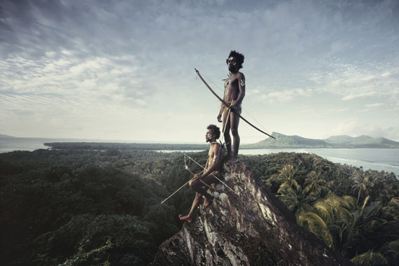 Rock of Rah, Torba Province, 2011OCEANIA, Vanuatu Islands - VUNUATU© Jimmy Nelson