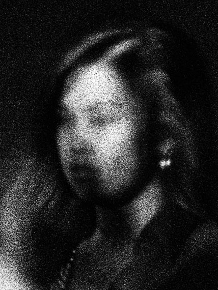 Trent ParkeNO.No.731 Candid portrait of a woman on a street corner. Adelaide., 2013pigment print80 x 60cmcourtesy the artist and Stills Gallery