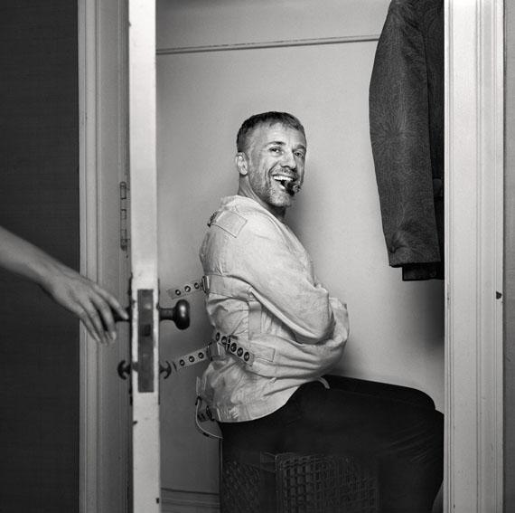 Martin Schoeller · Christoph Waltz · Los Angeles · 2009