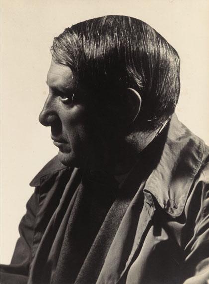 Lot No. 8Man Ray, Pablo Picasso, 1932Silver printEstimate: €25,000-35,000