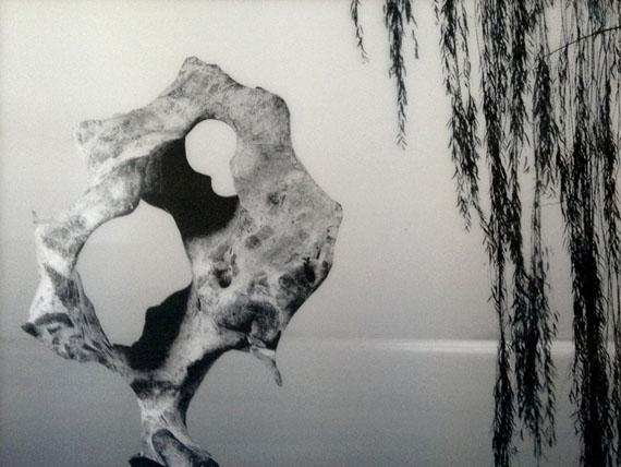 Lake II (2014) Lenticular photograph 90cm x 120cm – Edition of 3 © Han Lei / M97 Gallery