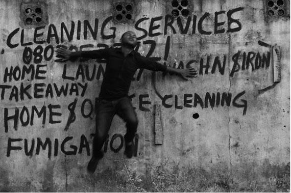 Abraham Oghobase: from the series Untitled, 2012, Lagos 101 x 152 cm, C-Print© Abraham Oghobase / Prix Pictet Ltd 2013/14