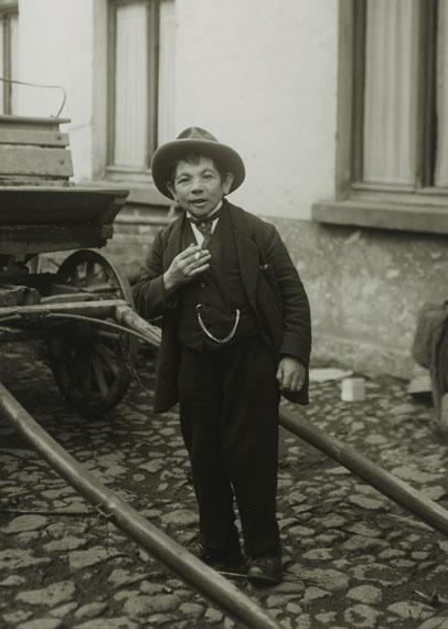 August Sander Cretin, 1924Gelatin Silver Print, printed later© 2014 VG Bild-Kunst, Bonn, Die Photographische Sammlung/SK Stiftung Kultur, CologneCourtesy by FEROZ Galerie, Bonn