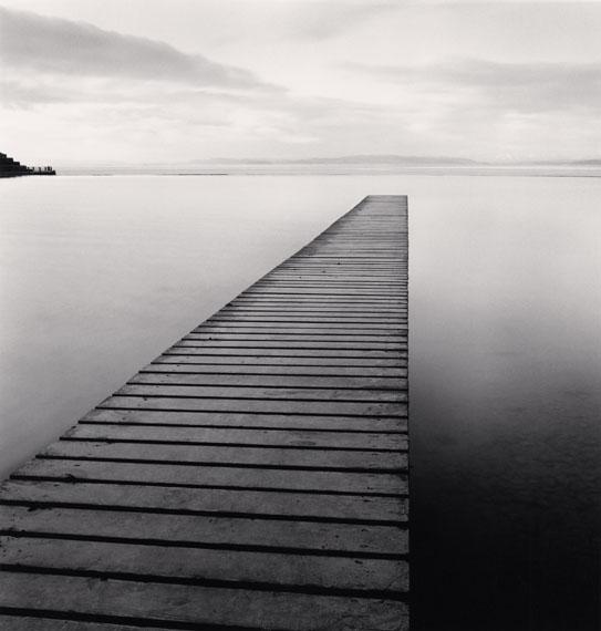 Plank Walk, Morecambe, Lancashire, England. 1992 © Michael Kenna
