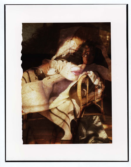 Rhona Hoffman GalleryRobert Heinecken PP/Face – Figure H, 1990/91Courtesy of the Robert Heinecken Trust and Rhona Hoffman Gallery