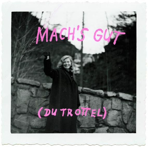Max Kersting: Machs gut, 2011