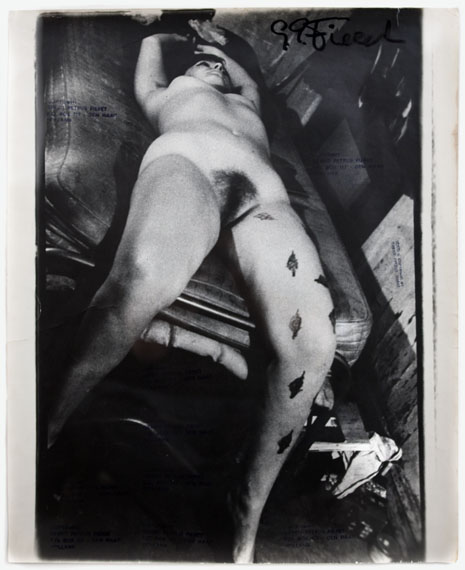 © Gerard Fieret, Courtesy Kahmann Gallery