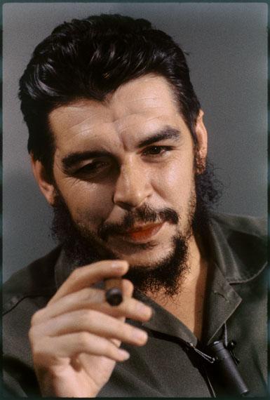 Elliott Erwitt: Che Guevara, Havanna, Cuba, 1964© Elliott Erwitt / Magnum Photos