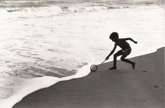 Sabine Weiss. Inde, 1986