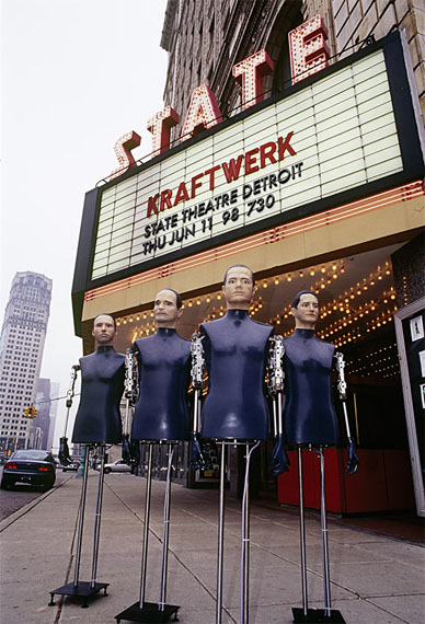 Detroit 1998 © Peter Boettcher