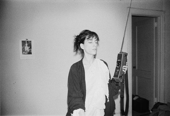 Judy Linn: Patti (howl), 1976