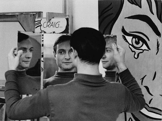 Roy Lichtenstein © Ken Heyman
