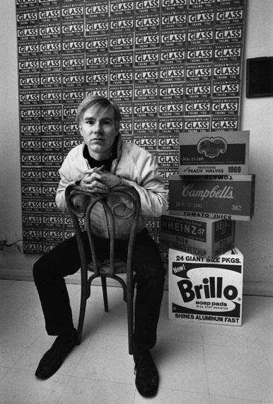 Andy Warhol © Ken Heyman