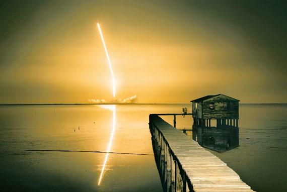 Merbold, Titusville, Florida, 1997 © Alfred Seiland