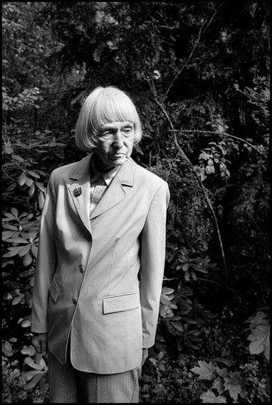 Marissa Roth: Ilse Kleberger, Siege of Berlin Survivor, Berlin, Germany 2008