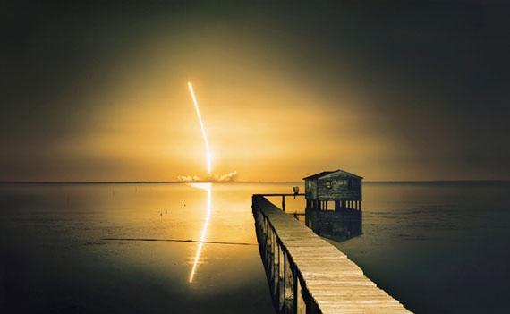 Ulf Merbold, Titusville, Florida, USA, 1997© Alfred Seiland / F.A.Z.