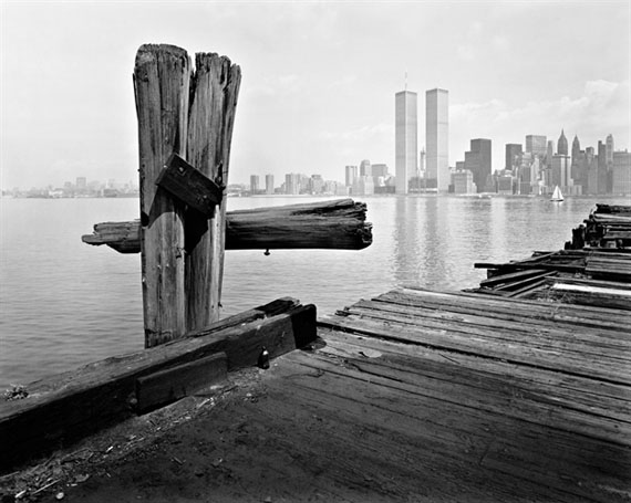 George Tice Hudson River Pier, 1979 Platinum print Edition of 1530.25 х 44.75 in. Est. 10,000–12,000 USD