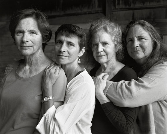 Nicholas Nixon: The Brown Sisters, 2014Sammlung Hoppenstedt© Nicholas Nixon, courtesy Fraenkel Gallery, San Francisco