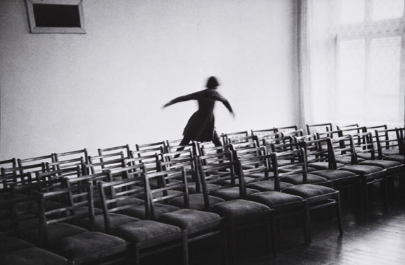Vladimir Vorobiev. Conference Hall of the Children's Home No 5. Spartak Street. Novokuznetsk. 1982.
