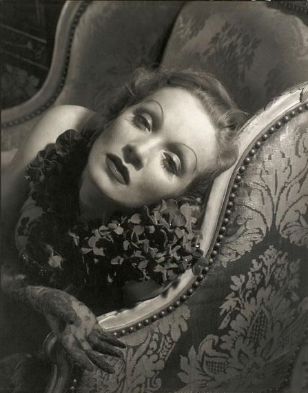 EDWARD STEICHENMarlene Dietrich, 1934Courtesy Condé Nast Archive© 1934 Condé Nast Publications