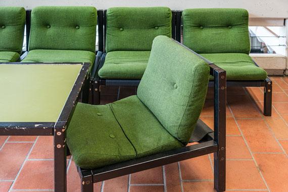 Johannes Marburg: Lounge, 46 x 32 cm, Auflage 10 +2
