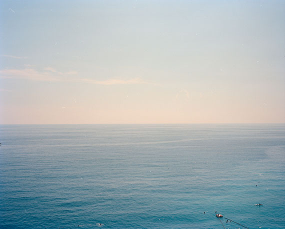 Daniel Piaggio StrandlundEl mar de Liguria, 2014Courtesy the artist