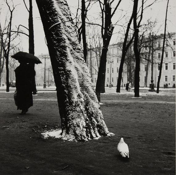 Maria Snigirevskaya. White Dove, 1992