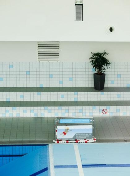 Schwimmbad, Düsseldorf