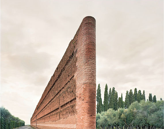Alfred Seiland: Alfred Seiland, Tivoli, Italien, 2009