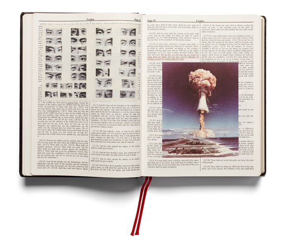 Broomberg & Chanarin: Holy Bible, 2013
