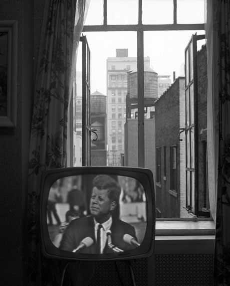 © Kurt Wyss: 'Hotel Edison, NewYork' 1962 / Courtesy Johanna Breede PHOTOKUNST