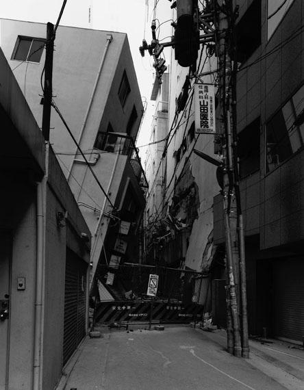 Ryuji MiyamotoSan-no-miya, Chuo-ku, 1995Aus der Serie: Kobe 1995 After the Earthquake