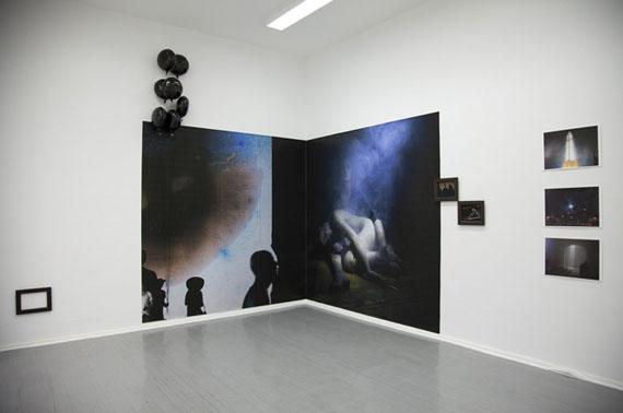 Boris Eldagsen: Installation View, Kunstquartier Bethanien, Berlin, 2014