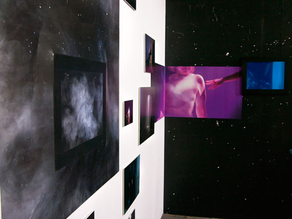 Boris Eldagsen, Installation View, FORMAT Festival, Derby 2015