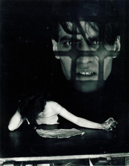 "© Heinz Hajek-Halke: ""Sexual Deprivation of Prisoners, 1926"" / Courtesy Johanna Breede PHOTOKUNST"