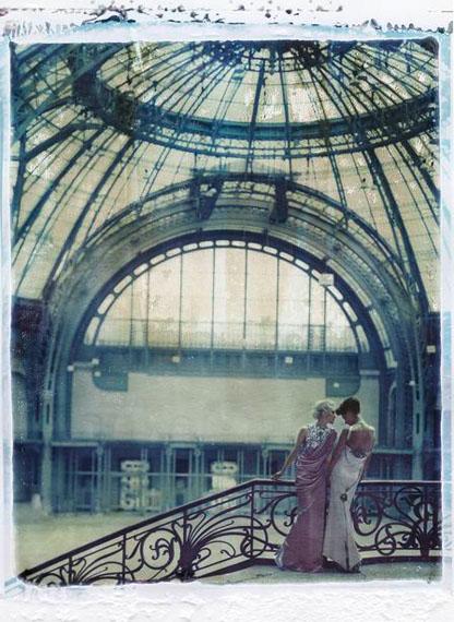 Secret times (Grand palais I), Chanel – Haute Couture Summer 2010 – n°48 & 49, 2010© Cathleen Naundorf
