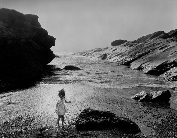 Lynne Point Lobos, 1956 © Wynn Bullock
