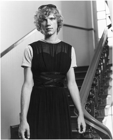 Hollywood Dresses, Robert, 2008  © James Higginson