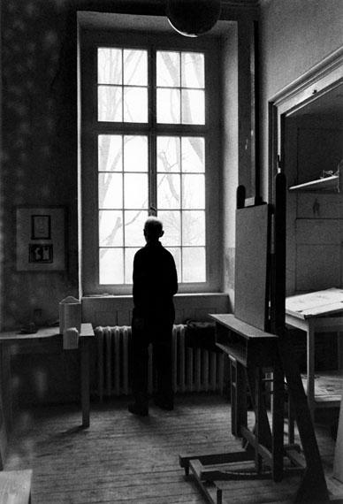 © Barbara Klemm: 'Fritz Klemm', Karlsruhe 1968