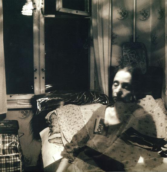 """© Rita Ostrovskaja: """"Anwesenheit"""", vor der Abreise nach Deutschland, 2001"""