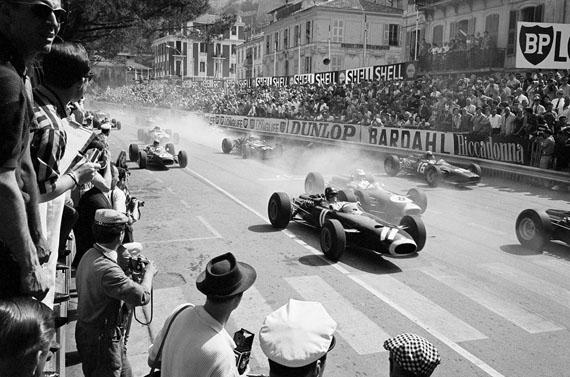 Jesse Alexander. Monaco Start, 1966