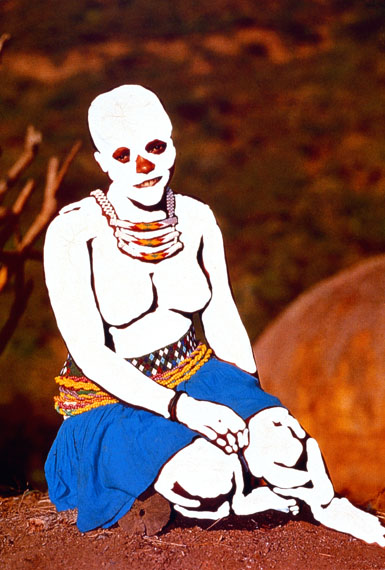 Candice Breitz: Ghost Series #4, 1994/1996© Candice Breitz. Courtesy the artist.