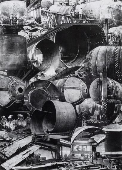 © Cesar Domela: Ruths Speicher, 1928