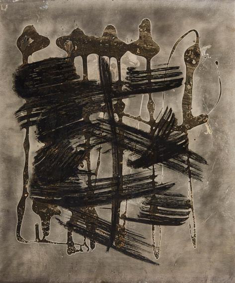 CHARGESHEIMER (KARL-HEINZ HARGESHEIMER)Untitled, 1949chemigram59.5 x 49.6 cm / 23 2/5 × 19 1/2 in© 2015 Museum Ludwig, KölnCourtesy of FEROZ Galerie, Bonn