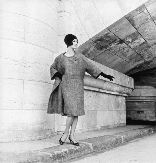 Willy Maywald: Modell von Nina Ricci, 1965© Association Willy Maywald / VG Bild-Kunst, Bonn 2015