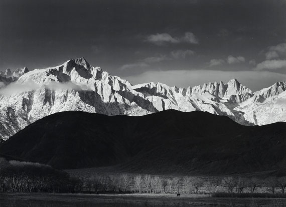 Ansel adams artist news exhibitions photography for Ansel adams mural