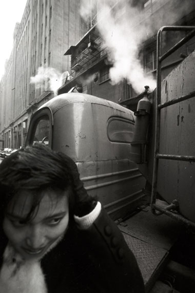 """LU YUANMIN: """"THE WINTER OF SHANGHAI"""", 2013 Gelatin Silver Print, 54 x 64 cm, Edition: 15+2APCourtesy kunst.licht gallery and the artist."""
