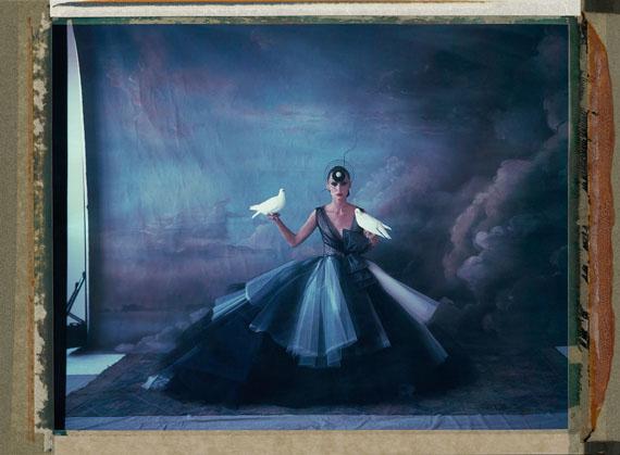 Cathleen Naundorf: L'arche de No VIII, TW 1,30, Dior - Philip Treacy HC Summer 2012