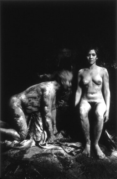 Jeffrey Silverthorne: »Enchantment #3«, 1982Vintage Silver Gelatin Print, 43 x 29 cm, from the »Silent Fires« series© Jeffrey Silverthorne. Courtesy Kehrer Galerie, all rights reserved.